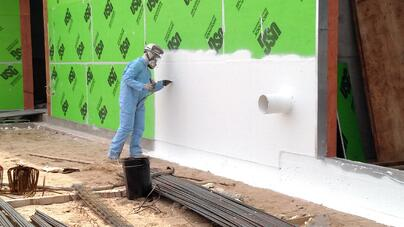 Contractor validating install