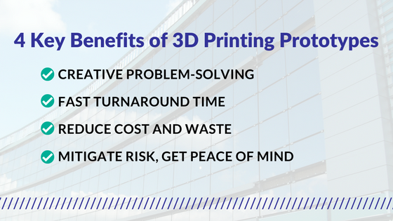 Benefits of 3D Printing Prototypes