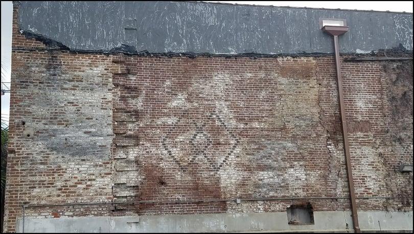 brick failure
