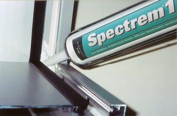 spectrem 1 applied in window