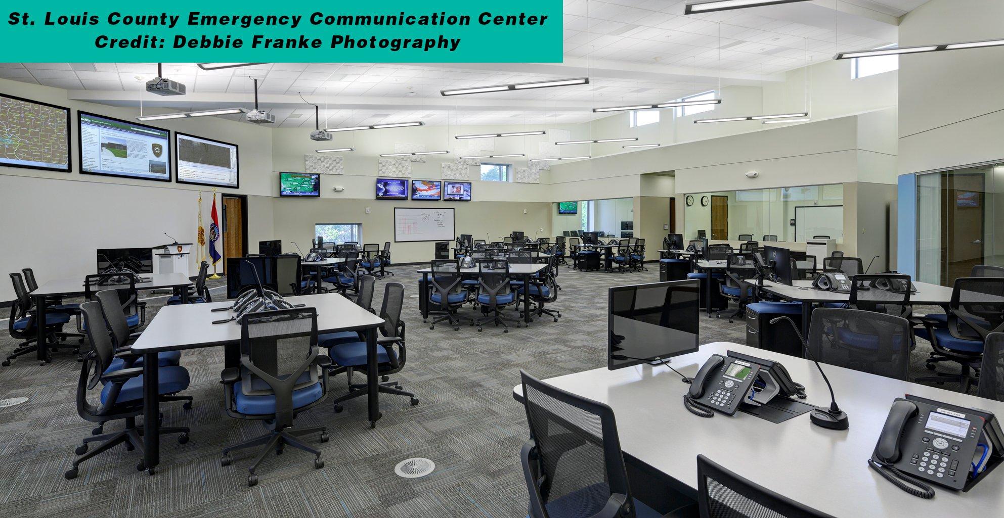 St. Louis Emergency Communication Center CREDIT Debbie Franke