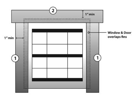 diagram of proper window detailing